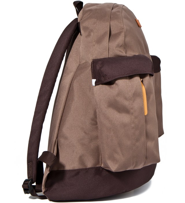 Beige Hitcher Backpack