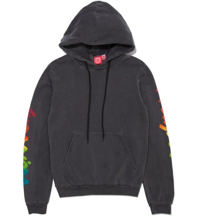Ebony Teamster Pullover