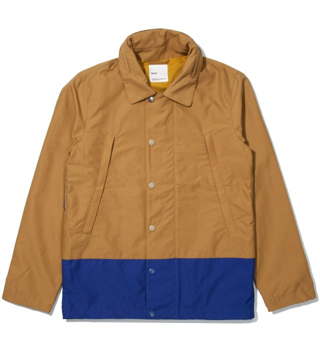 Beige Coach Jacket