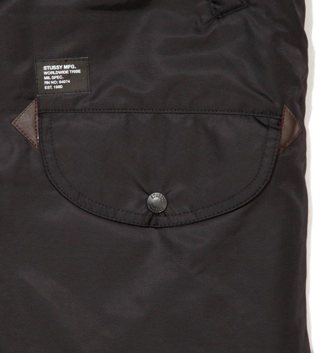 Black Snorkel Jacket