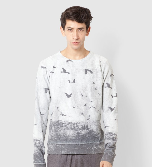 White Blackbird Sweater