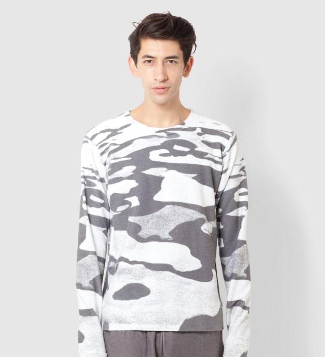White Isolation Sweater