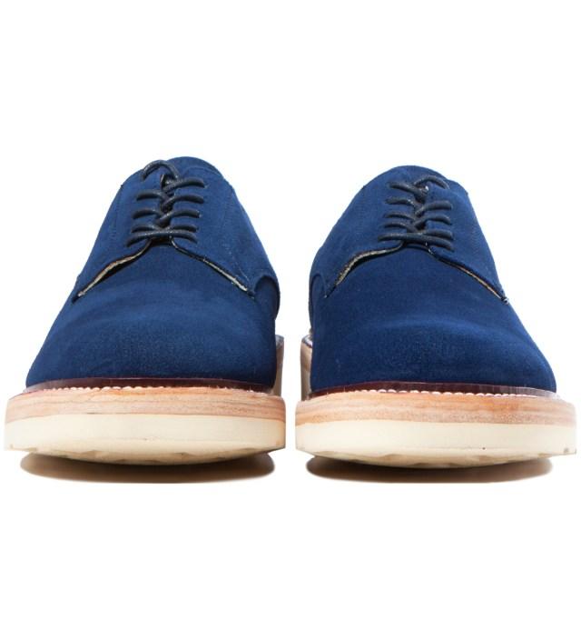 IMIND x Caminando Navy Plain Toe Low Cut Shoe