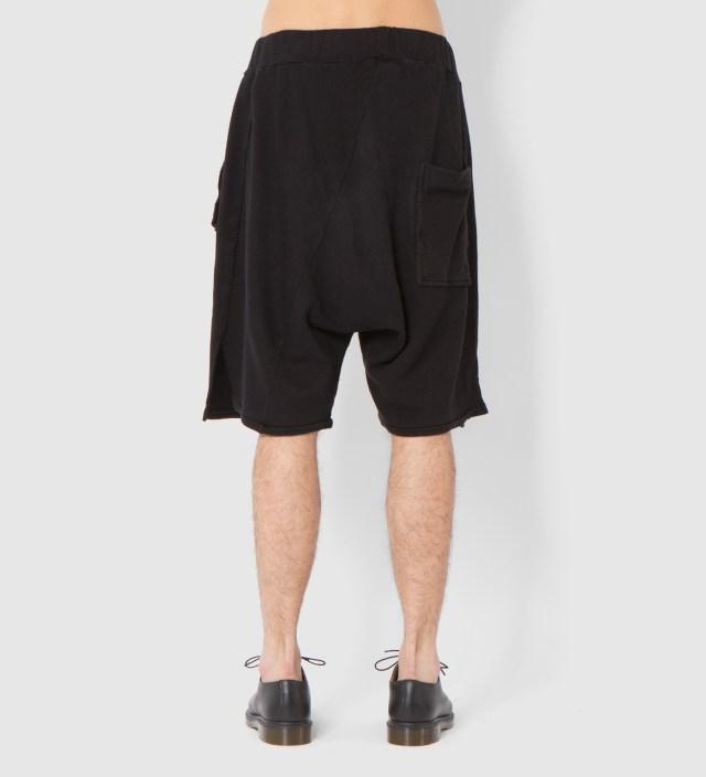 Black Penya Jersey Short