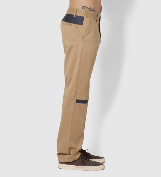 Beige New Paradise Chino Pants