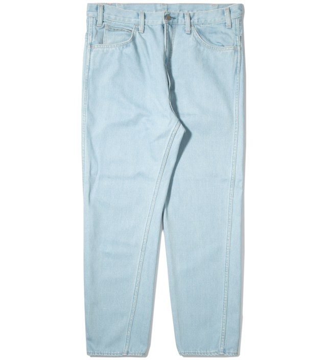 Pale Sky Denim Pants