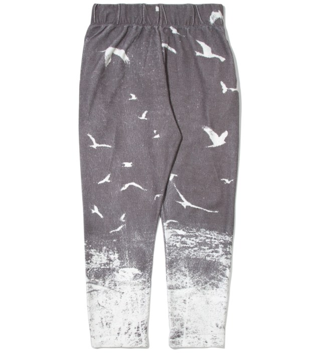 Black Blackbird Sweat Pants