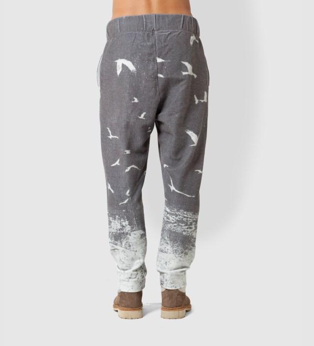 Black Blackbird Sweat Pants