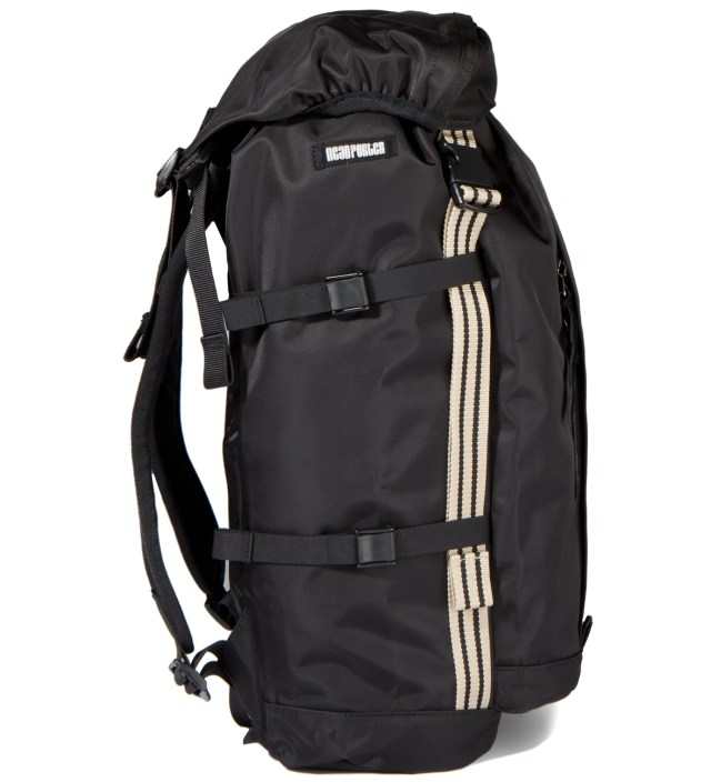 Black Ruck Sack