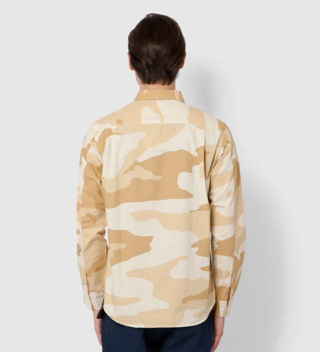 Khaki Storm Camo Shirt