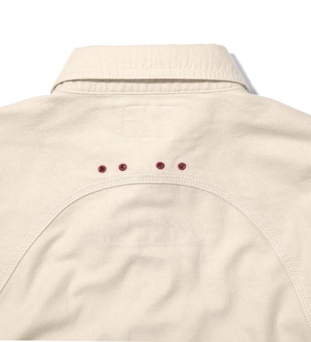Off White SSDD Round York Flannel Shirt