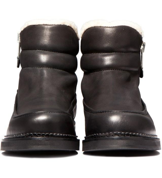 Black Samaris Boots