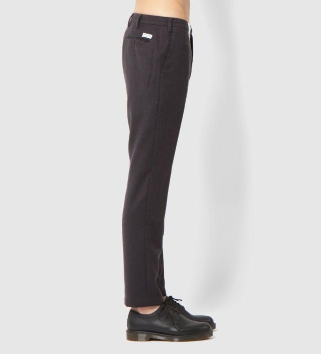 Charcoal Classic Slacks Pants
