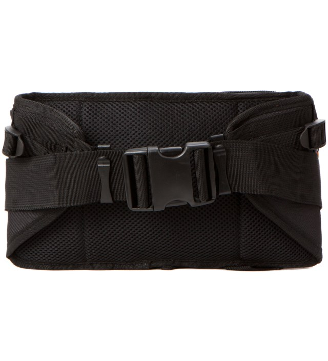Black Eighteen Hip Sack