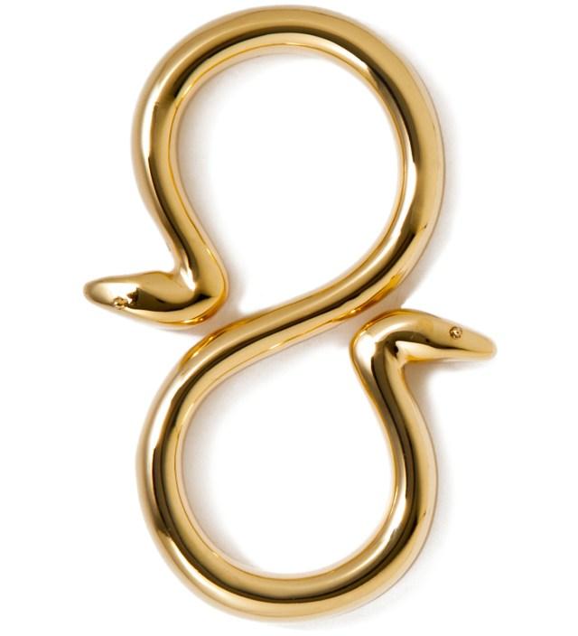 Stevin Gold x Mister Gold Snake Hook