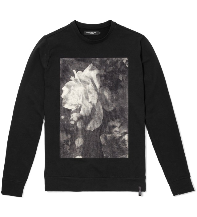 Passarella Death Squad x Boxfresh Black Headonit Sweater