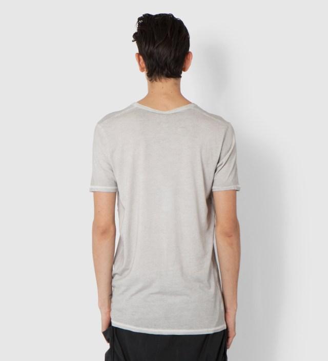 Light Grey Toten Basic T-Shirt