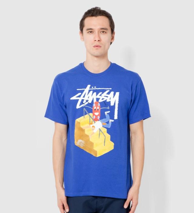 Royal Blue Handrail T-Shirt