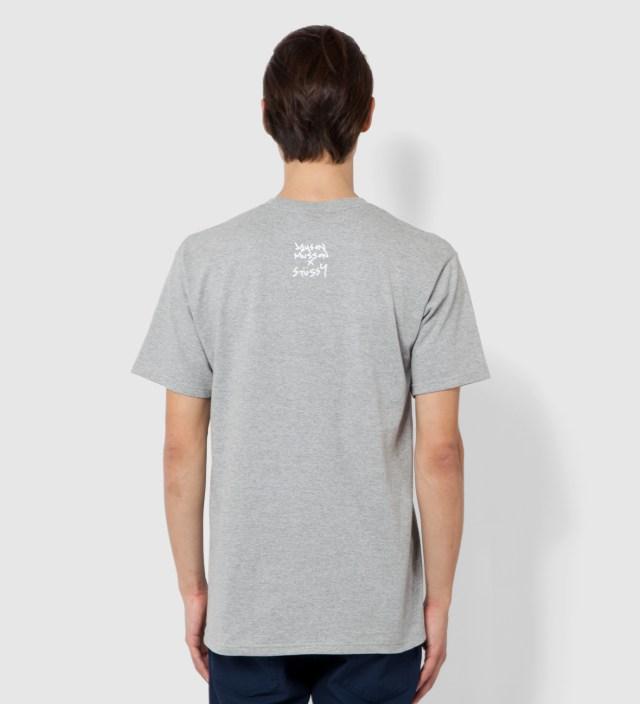 Heather Grey Handrail T-Shirt