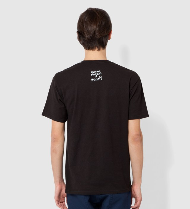 Black Skateboard Stack T-Shirt