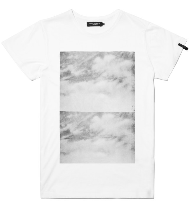 Passarella Death Squad x Boxfresh White Laeguhvi T-Shirt