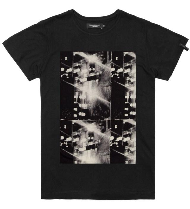 Passarella Death Squad x Boxfresh Black Landgleigh T-Shirt