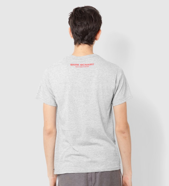 Heather Grey V8 T- Shirt