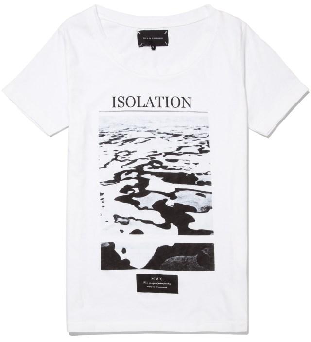White isolation Classic T- Shirt