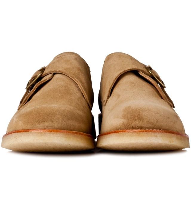 Grabstore x Grenson Mushroom Monk Shoe