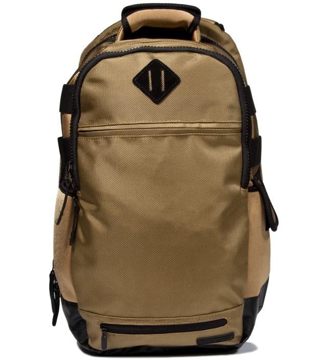 Khaki Boulder Pack