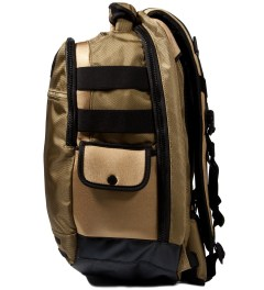 Lexdray Khaki Boulder Pack Model Picture
