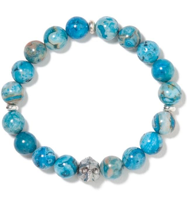 Blue DS- Beaded Bracelet