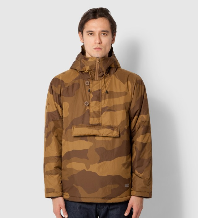 Khaki Camo Force Pullover