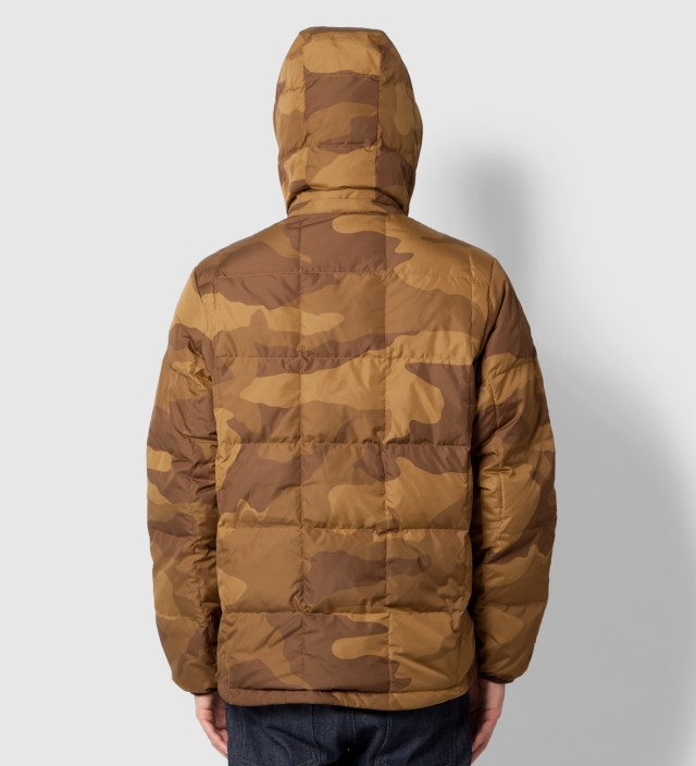 Khaki Camo Force Jacket