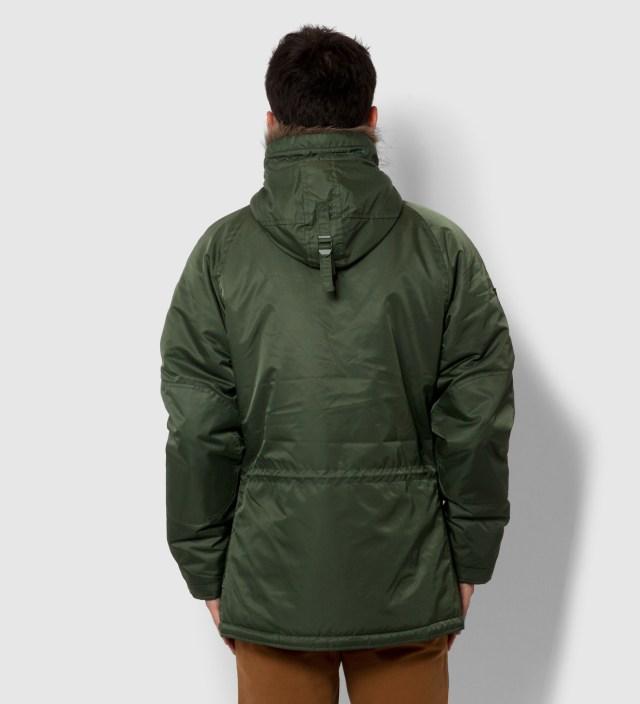 Olive Snorkel Jacket