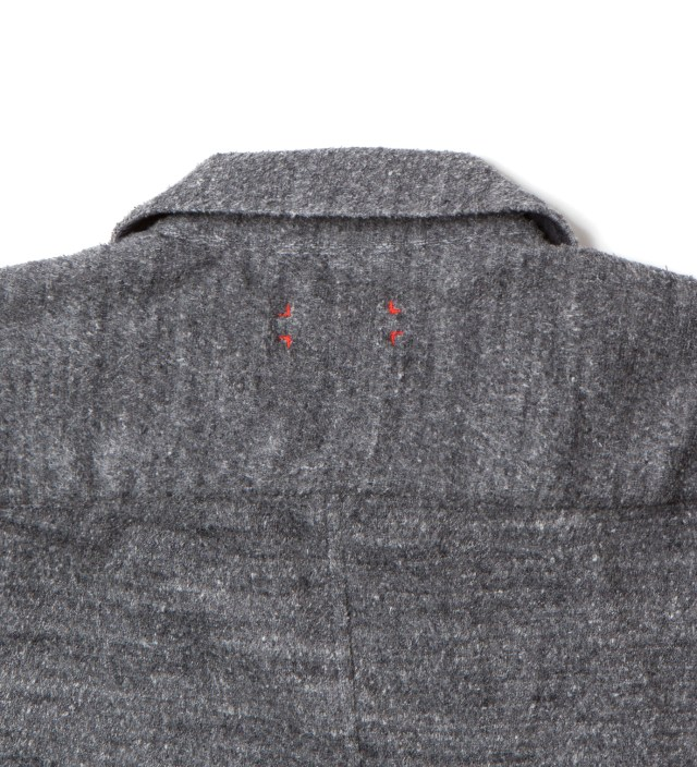 Charcoal Pile Jacket