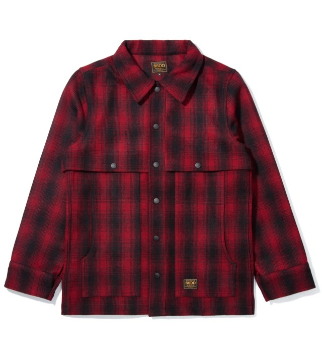 Red SSDD Cruising Jacket