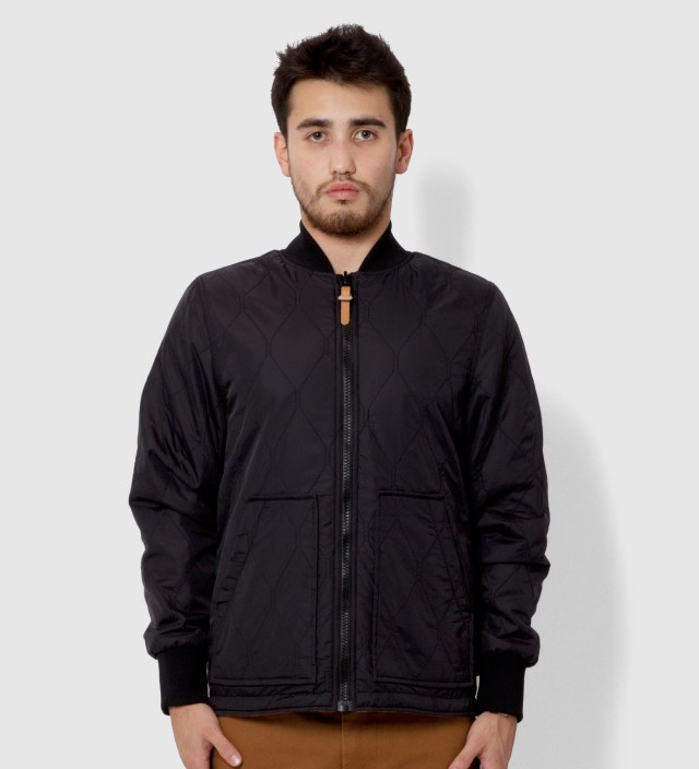 Black Northern Reversible Jacket