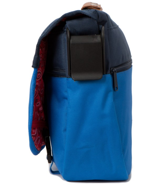 Navy/Cobalt Mill Backpack