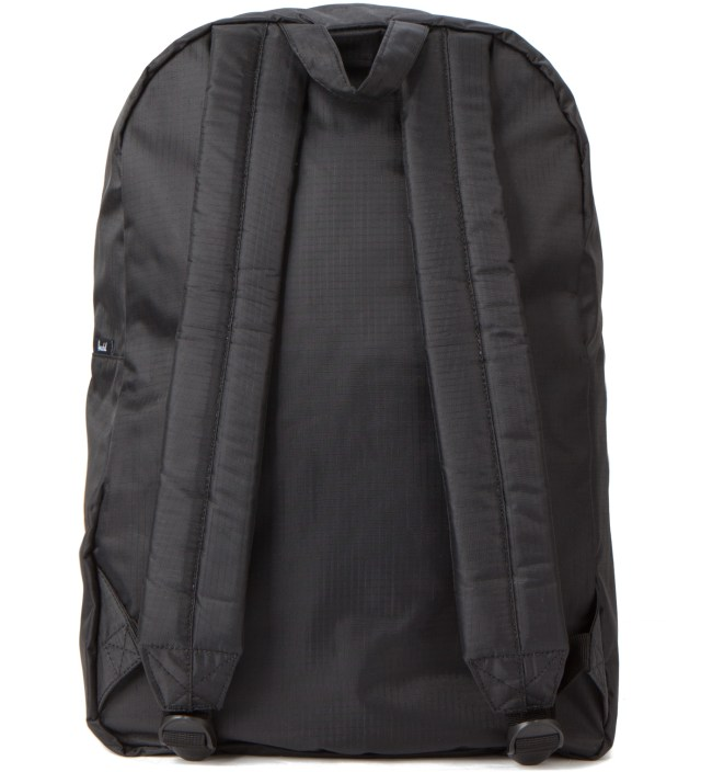 Black Classic Ripstop Backpack