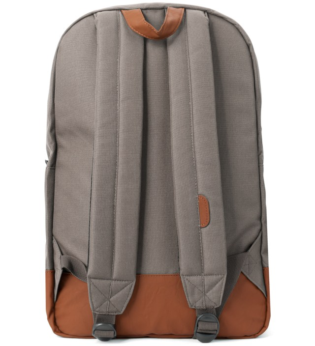 Grey/Tan Heritage Backpack