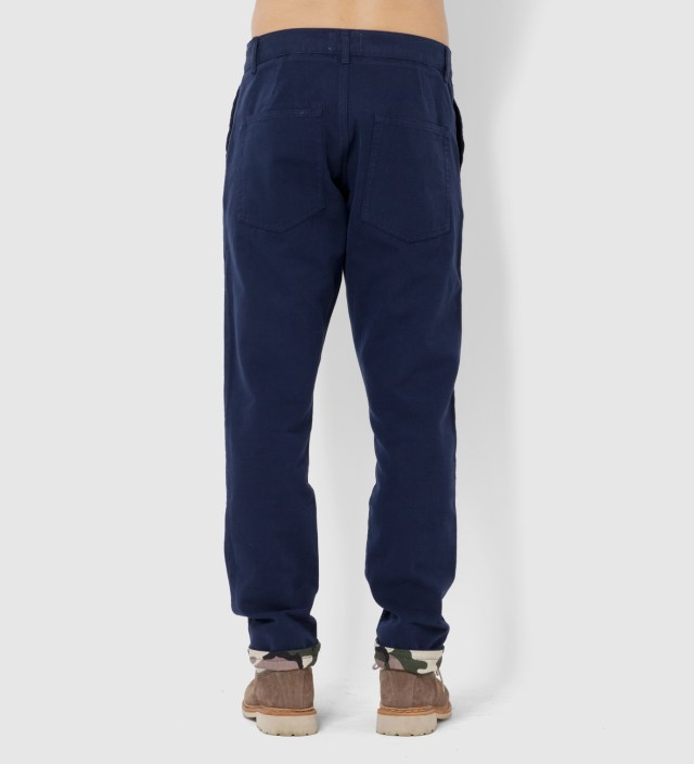 Navy and Camo Timba Pants