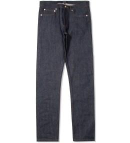 A.P.C. Indigo Petit Standard Jeans Picture