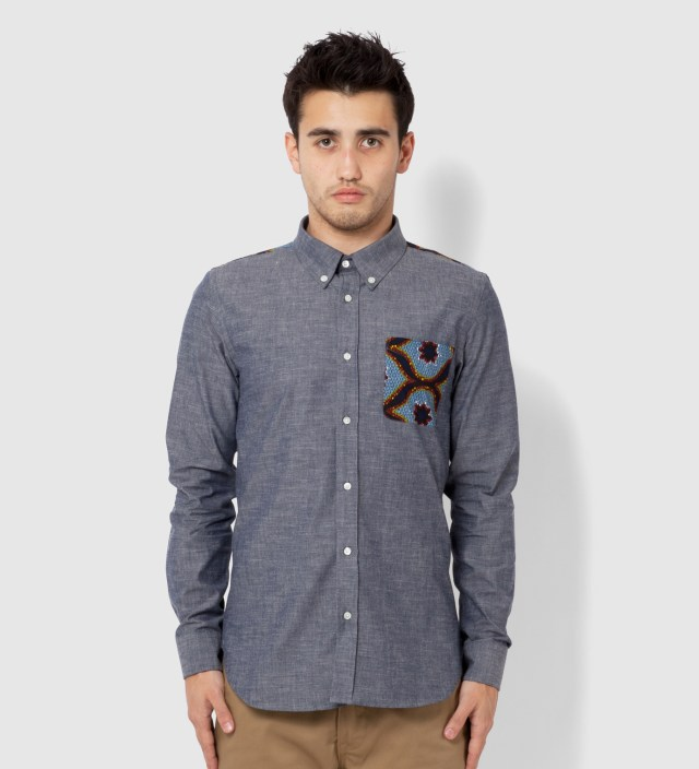 Grey Bakutu Shirt