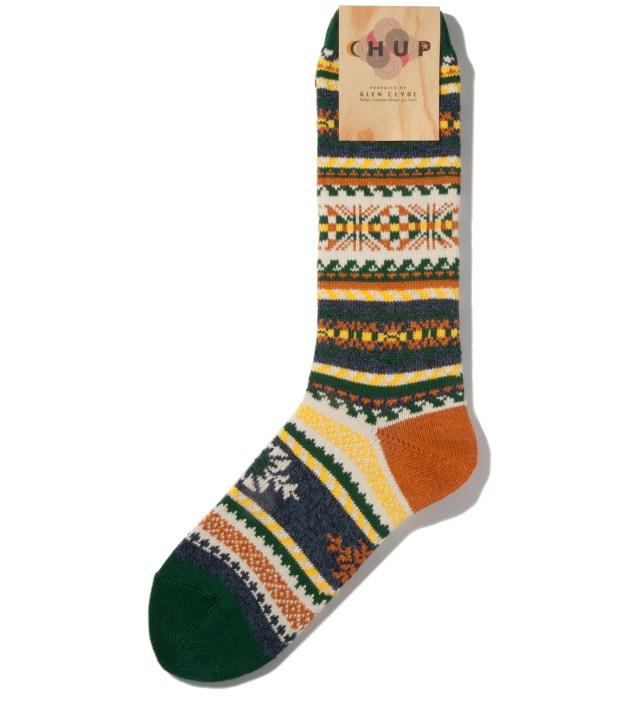 Green Loimi Socks