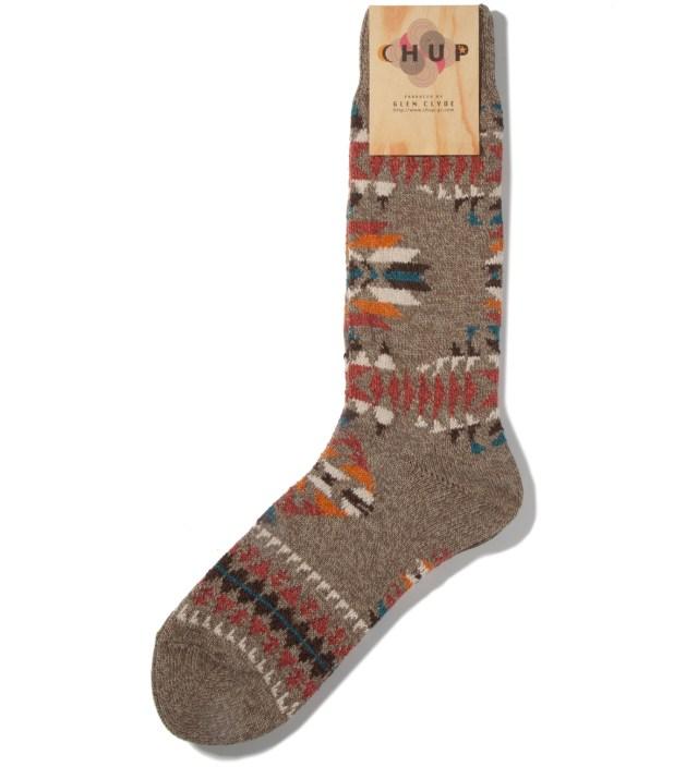 Moss Serape Socks