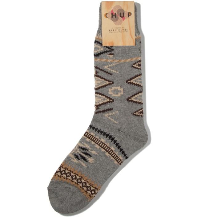 Grey Ganado Socks