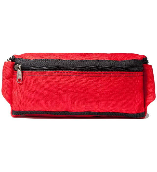 Red Logo Fanny Pack