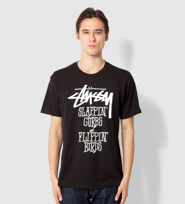 Black Slappin Curbs T-Shirt