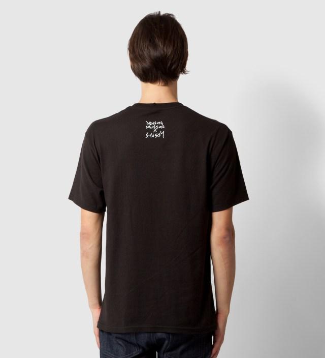 Black Dolphin Static T-Shirt